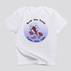 Cajun Crawfish Infant T-Shirt