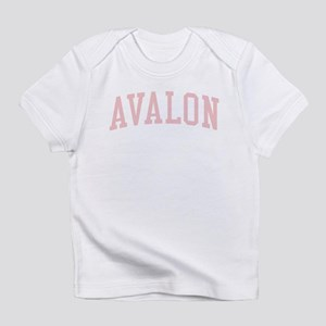 Avalon New Jersey NJ Pink Infant T-Shirt