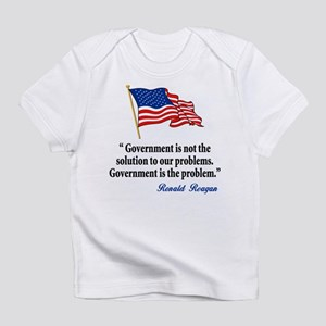 Tea party Revolt Infant T-Shirt