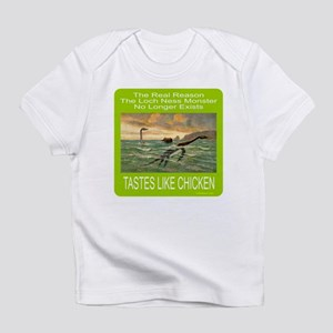 LOCH NESS/NESSIE Infant T-Shirt