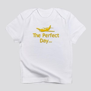pilot airplane flying Infant T-Shirt