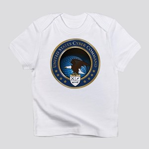 United States Cyber Command Infant T-Shirt