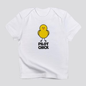 Pilot Chick Infant T-Shirt