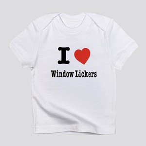 I Love Window Lickers Infant T-Shirt