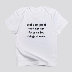 Boob Proof Infant T-Shirt