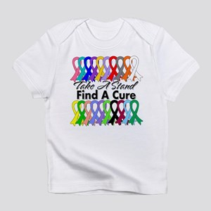 Take A Stand Find A Cure Infant T-Shirt