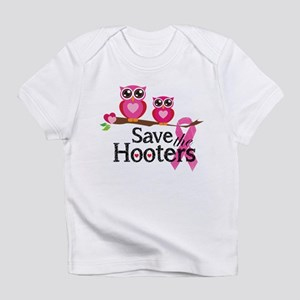 Save the hooters Infant T-Shirt