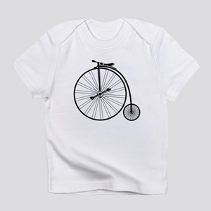 antique bikes Infant T-Shirt