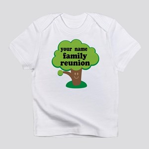 Personalized Family Reunion Infant T-Shirt