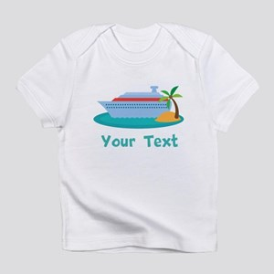 Personalized Cruise Ship Infant T-Shirt