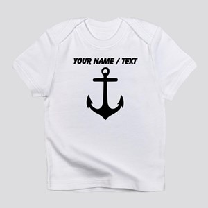 Custom Anchor Infant T-Shirt