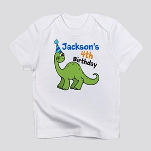 Dinosaur Birthday Infant T-Shirt