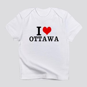 I Love Ottawa Infant T-Shirt