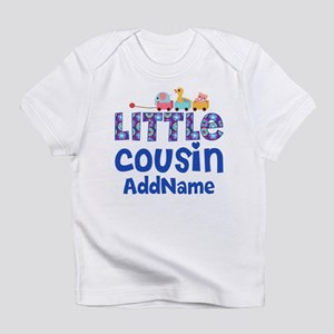 Personalized Little Cousin Infant T-Shirt