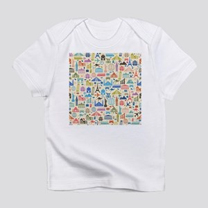 world Travel Infant T-Shirt