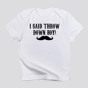 I Said Throw Down Boy! Tombstone Quote T-Shirt