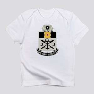 10th Engineer Battalion Infant T-Shirt