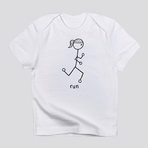 run Infant T-Shirt