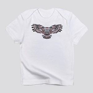 Mystic Owl in Native American Style Infant T-Shirt