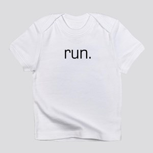 Run Creeper Infant T-Shirt