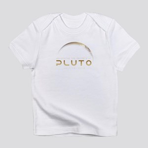 Pluto White Infant T-Shirt