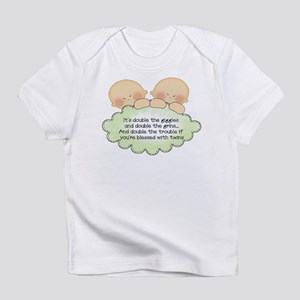 5d69acc253575 Pregnant With Twins Baby T-Shirts - CafePress