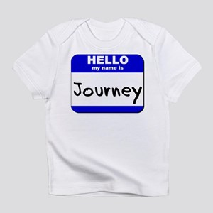 hello my name is journey T-Shirt