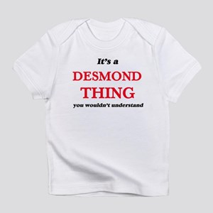 d56b17a938dd It's a Desmond thing, you wouldn't T-Shirt