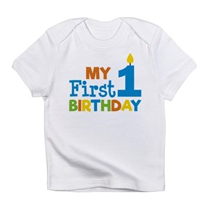 1st Birthday T Shirts