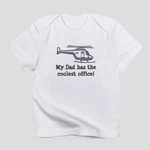 Dad's Helicopter Infant T-Shirt