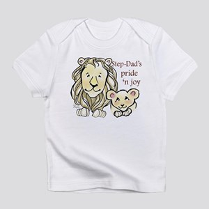 Step-Dads Pride n Joy Infant T-Shirt