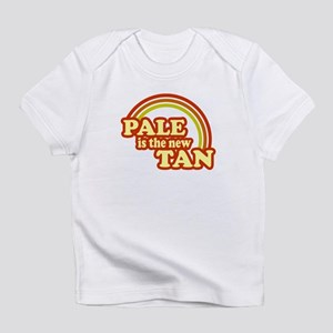 Pale is the new tan Creeper Infant T-Shirt
