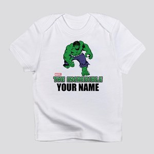 Personalized Incredible Hulk Infant T-Shirt