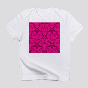pink baphomet Infant T-Shirt