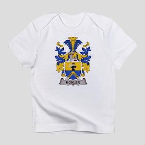 Kohler Family Crest Infant T-Shirt