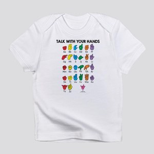 Learn Sign Language Infant T-Shirt