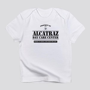 ALCATRAZ DAYCARE Infant T-Shirt