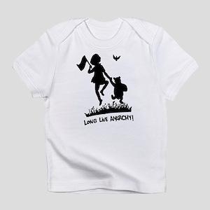 Long Live Anarchy Creeper Infant T-Shirt