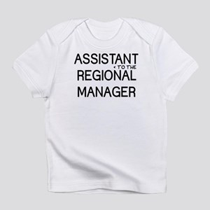 Assistant Manager Infant T-Shirt