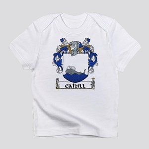 Cahill Coat of Arms Creeper Infant T-Shirt