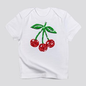 Sparkling Cherries Infant T-Shirt