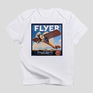 The Orange Ad Plane Infant T-Shirt