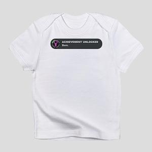 Born (Girl) Infant T-Shirt