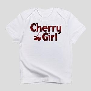 Cherry Girl Infant T-Shirt