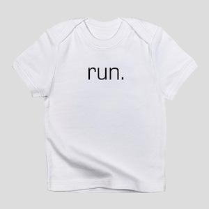 Run Creeper Infant T-Shirt