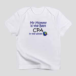 Best CPA In The World (Mommy) Infant T-Shirt