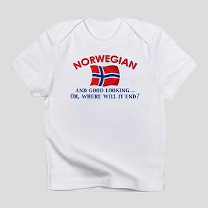 Good Lkg Norwegian 2 Infant T-Shirt