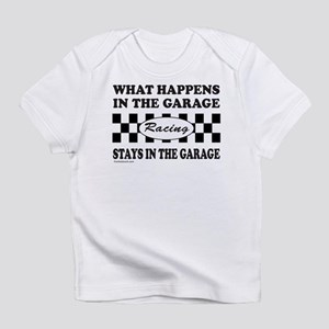 AUTO RACING Infant T-Shirt