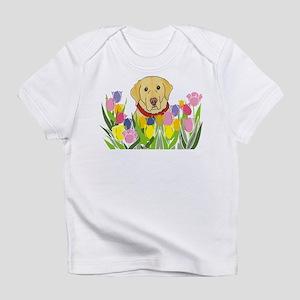 Yellow Lab Creeper Infant T-Shirt