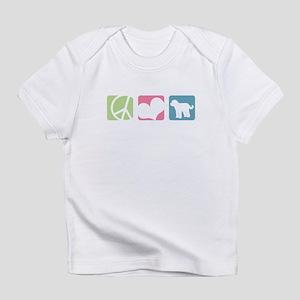 Peace, Love, Doodles Women's Dark T-Shirt